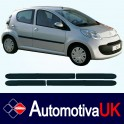 Citroen C1 5 Door Side Protection Mouldings