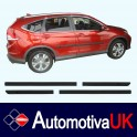 Honda CRV Mk4 Side Protection Mouldings