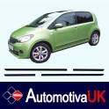 Skoda Citigo 5 Door Side Protection Mouldings
