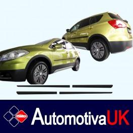Suzuki SX4 S-Cross Side Protection Mouldings