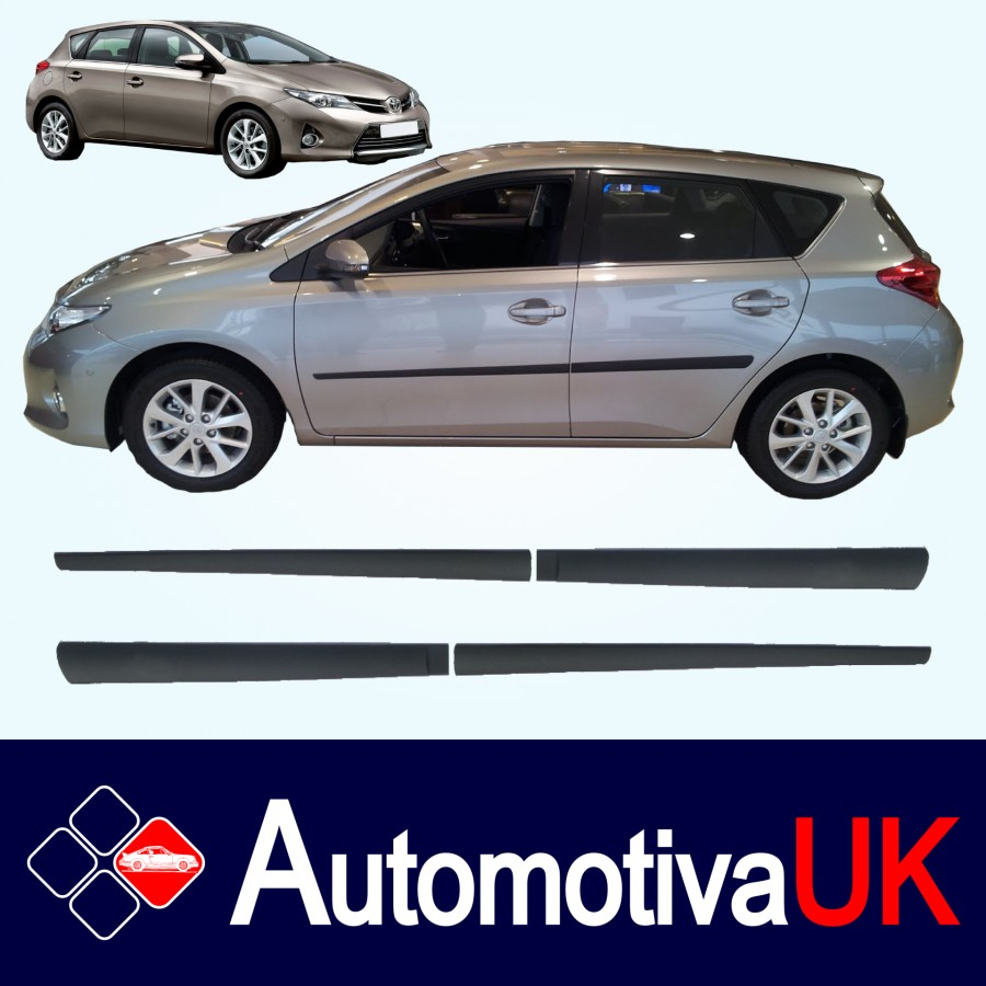 Toyota Auris Side Protection Mouldings