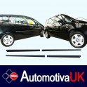 Vauxhall Zafira Tourer Side Protection Mouldings