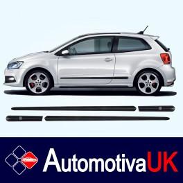 Volkswagen Polo 3 Door Side Protection Mouldings