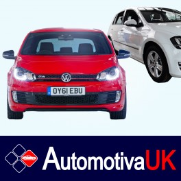 Volkswagen Golf Mk7 5 Door Side Protection Mouldings